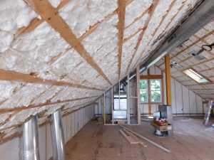 after insulation