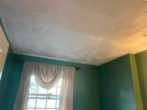 water damage removal